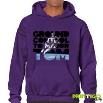 Ground Control To Major Tom Hoodie